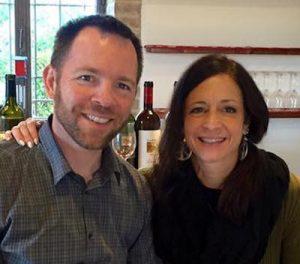 Matthew McKean and Andria Corso